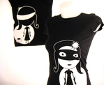 """Spiderwomen"" T-Shirt / Women"