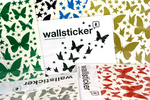 Wallsticker Butterflies
