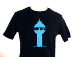 """TV-TOWER"" T-Shirt / Frau"