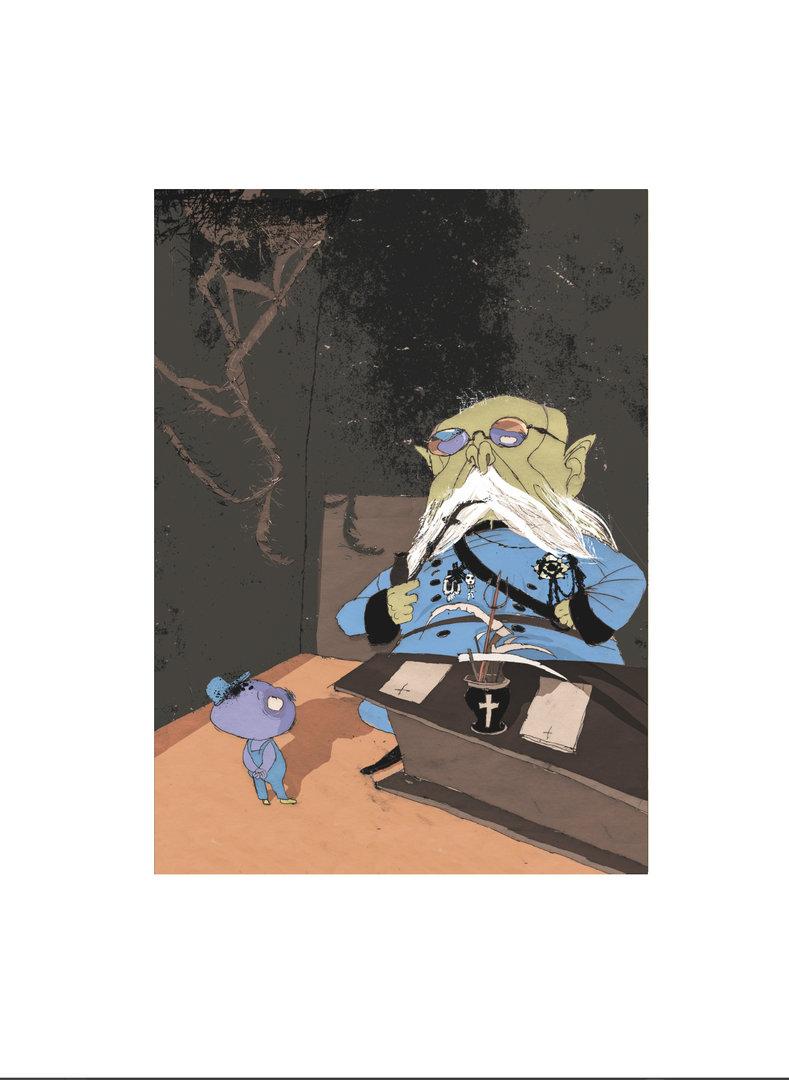 Der Kleine Herr Tod